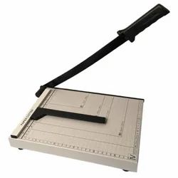 Metal A3 Paper Cutter Bright Office, Capacity: 12 Pages