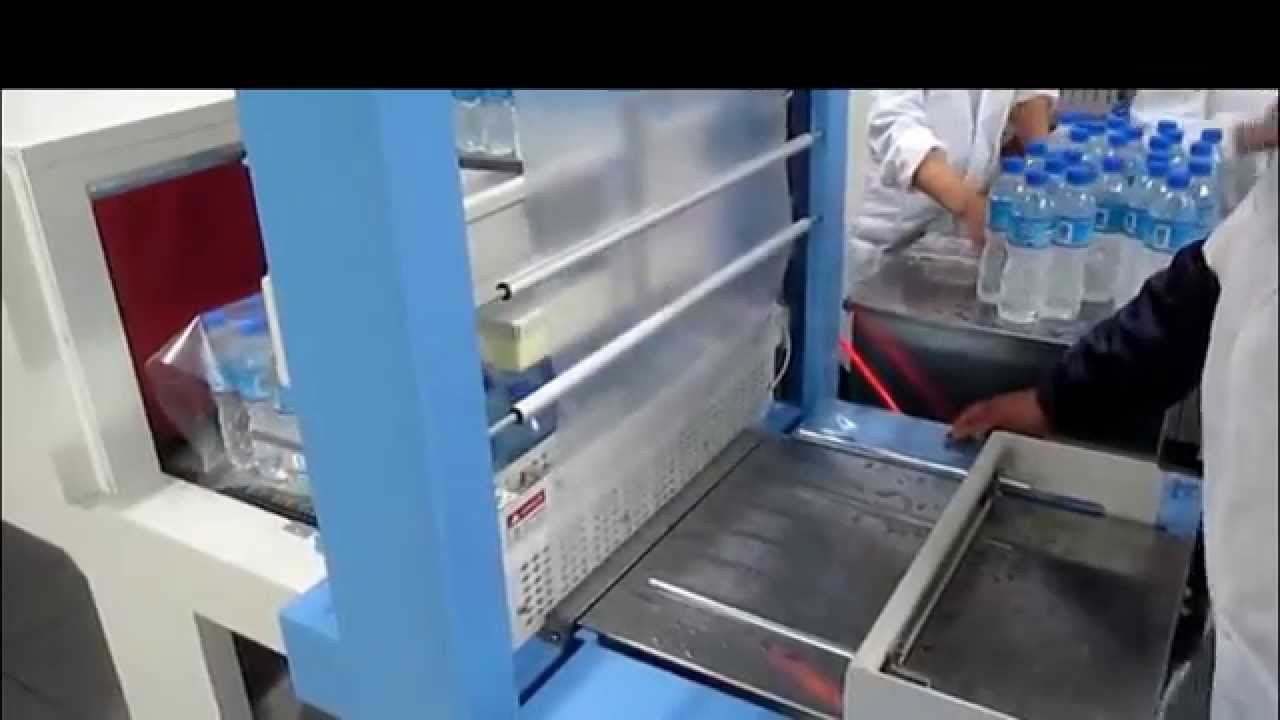 Semi Automatic Mineral Water Bottle Packing Machine, Rs 260000 /set | ID:  8249754988