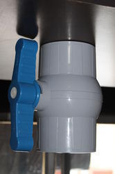 Agriculture PP Ball Valve