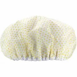 Transparent SR Shower Cap, Pack Size: 335/Pack