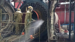Industrial Boiler Cleaning Services
