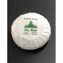 Hotel Pleat Pack Soap