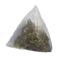 Nylon Empty Tea Bag Pyramid
