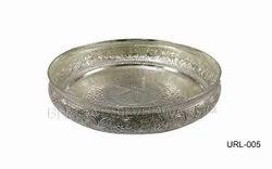 Pure Silver Handmade Urli