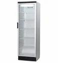 Vertical Display Upright Freezer