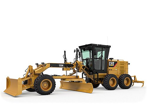 120k Cat Motor Grader Caterpillar At Rs 8000000   Unit