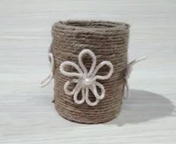 Rope Flower Pot