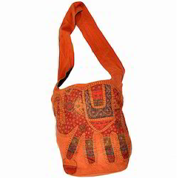 Handmade Ethnic Patch Work Shoulder Bag