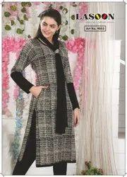 5010 Lasoon Woolen Kurti