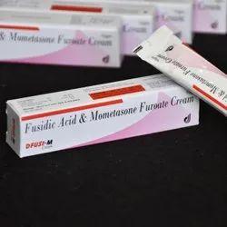 Fusidic ACID & Mometasone Cream