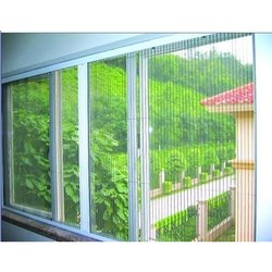 Polyester Sliding Window Mosquito Net, For Home, Size: 1200x1200 Mm
