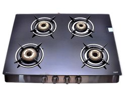 Brass Kaff KC57 4B SBJ Cooktop, 4, Size: 60cm