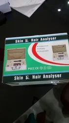 Skin And Hair Analyser