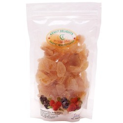 A Grade Kenny Delights Dried Thai Ginger, Packaging: cartoon, 1kg