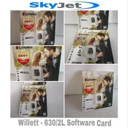 SkyJet - Willett - 630/2L Software Card
