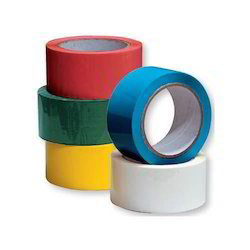 Multiple Color Available BOPP Tape, Thickness : 36 - 55 mm