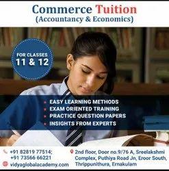 Class 11 & Class 12 Commerce Tuition, Eroor Tripunithura