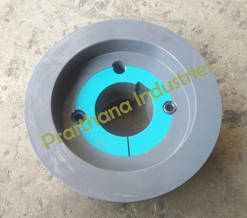 Cast Iron Taper Lock V Groove Pulley