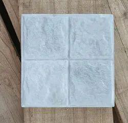 Cemented floor tiles Interlocking Tile, Size: 8 * 8 in inch