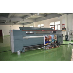Digital Solvent Flex Printing Machine