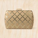 Gota Patti Fabric Clutch