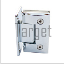 Curve Hinges- 90 Wall to Glass Shower Hinge