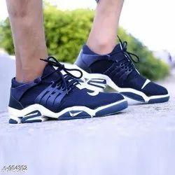 Blue Men Casual Shoes