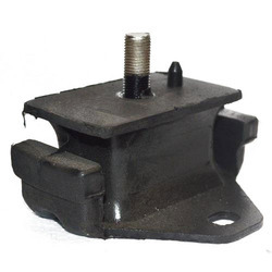 Rubber Black Engine Mounting for 4- Wheeler