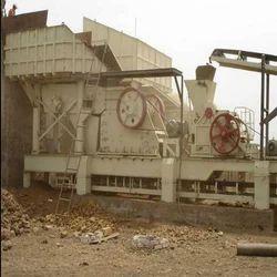 Stationary Crushing Plant