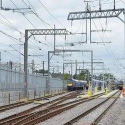 Ms Railway Electrification, For Railways