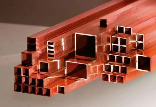 Square Copper Pipe