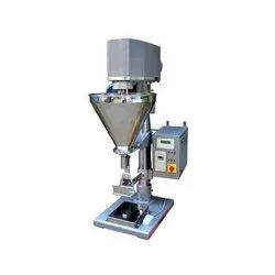 Single Head Dry Syrup Powder Filling Machine