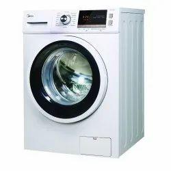 Fully Automatic Washing Machine Midea MWMFL080CDR 8 kg Front Loading, Warranty: 5 Year
