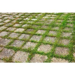 Porcelain Square Grass Paver Block
