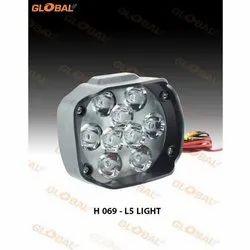 Global L5 LED Bike Head Light, Model: H 069- L5