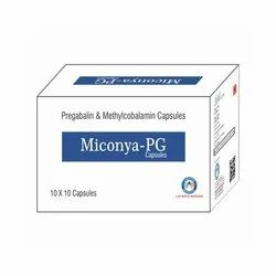 Pregabalin 75mg Methylcobalamin 750Mcg