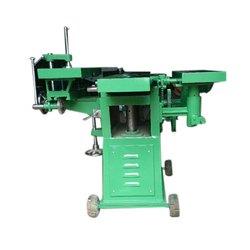 Side Jeck Wood Cutting Machine