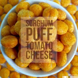 Jowar Balls Tomato Cheese