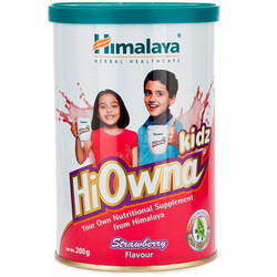 Himalaya HiOwna Kidz Strawberry Powder