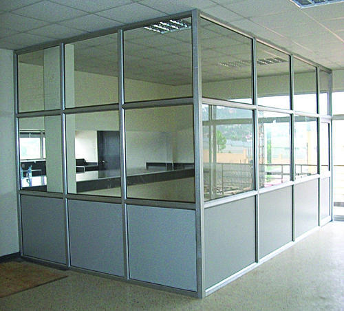 Aluminium Partition Aluminium Office Partition