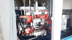 Water Cooling Reconditioned Diesel Gensets 30 kva soundt