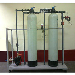 Stainless Steel Demineralisation Plant