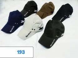 Stylish Looks Embroidery Caps And Hats, Code 193