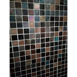 Ceramic Mosaic Wall Tiles, Size: 48X48 mm, Thickness: 4-20 mm