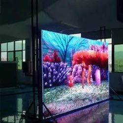 P4.81 Outdoor LED Large Screen Display Rental