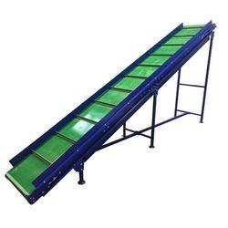 Incline Belt Conveyor System