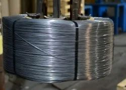 MIKI BRAND 2.0 Mm To 8.5 Mm High Tensile Steel Wire, For Industrial