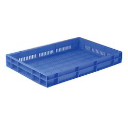 Blue Automobile Crate