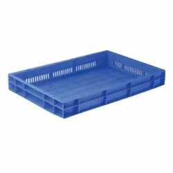 Blue Automobile Crate