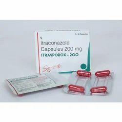 Itrasporax 200 Capsules